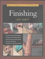 Taunton s Complete Illustrated Guide to Finishing PDF