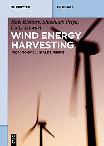 Wind Energy Harvesting
