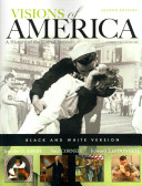 Black and White Edition of Visions of America  Combined Volume Book