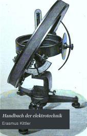Handbuch der elektrotechnik: Band 1
