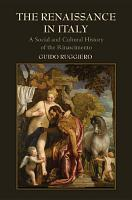 The Renaissance in Italy PDF