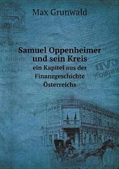 Samuel Oppenheimer und sein Kreis