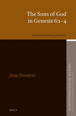 The Sons of God in Genesis 6 1   4 PDF