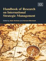 Handbook of Research on International Strategic Management PDF