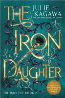 The Iron Daughter Special Edition PDF