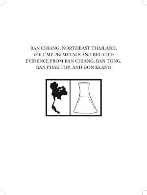 Ban Chiang  Northeast Thailand  Volume 2B PDF