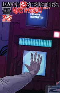 Ghostbusters  2013    19 Book