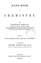 Hand-book of Chemistry: Volume 1