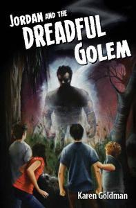 Jordan and the Dreadful Golem