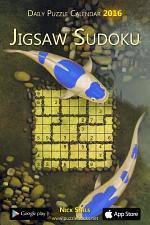 Daily Jigsaw Sudoku Puzzle Calendar 2016