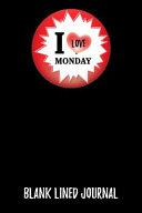 I Love Monday PDF
