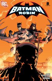 Batman and Robin (2009 - 2011) #8