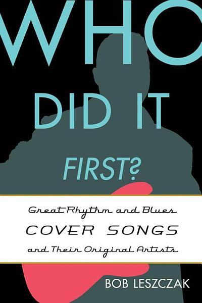 Download Who Did It First  Book