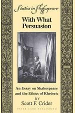 With what Persuasion