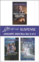 Harlequin Love Inspired Suspense January 2020   Box Set 2 of 2 PDF