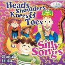 Heads  Shoulders  Knees and Toes Silly Songs
