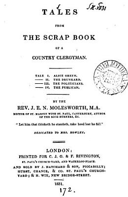 Tales from the scrap book of a country clergyman PDF