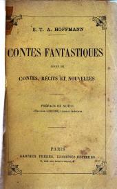 Contes fantastiques: choix de contes, récits et nouvelles