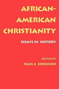African American Christianity PDF