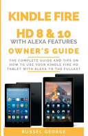 Kindle Fire HD 8 and 10 with Alexa Features PDF