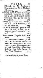 Lettres sur quelques écrits de ce temps: Volume2