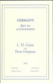 Germany, key to a continent