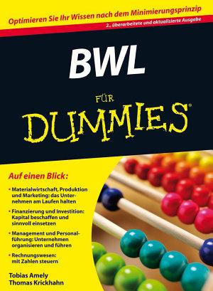BWL f  r Dummies PDF