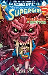 Supergirl (2016-) #7