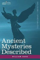 Ancient Mysteries Described