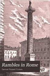 Rambles In Rome Book PDF