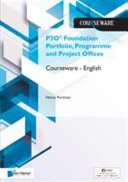 P3O(R) Foundation Portfolio, Programme and Project Offices Courseware - English