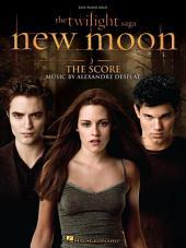 The Twilight Saga - New Moon: The Score (Songbook): Easy Piano Solo