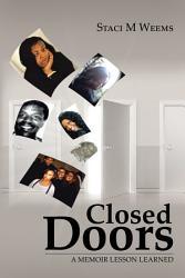 Closed Doors Book PDF