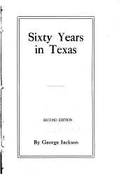 Sixty years in Texas