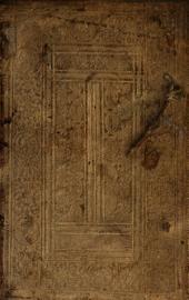 Paraphrasis sive enarratio in Epistolas et Evangelia, quae dominicis et festis diebus per anni circulum in Ecclesia legi consueverunt