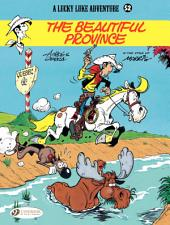 Lucky Luke - Volume 52 - The Beautiful Province