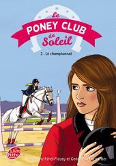 Le Poney Club du soleil - Tome 2 - Premier championnat