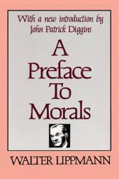A Preface to Morals