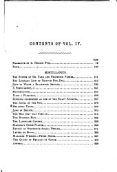 The works of the late Edgar Allan Poe: Volume 4