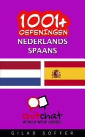 1001+ Oefeningen Nederlands - Spaans