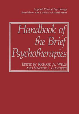 Handbook of the Brief Psychotherapies PDF