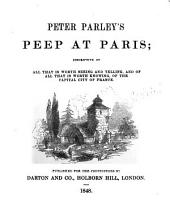 Peter Parley's peep at Paris
