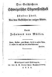 Johannes von Müllers sämmtliche Werke: Volumes11à12