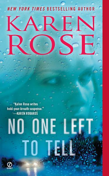 Download No One Left to Tell Book