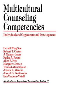 Multicultural Counseling Competencies Book