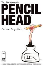 Pencil Head #5 (Of 5)