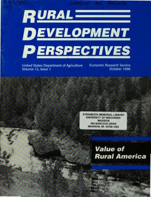 Rural Development Perspectives