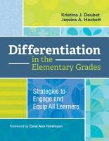 Differentiation in the Elementary Grades PDF