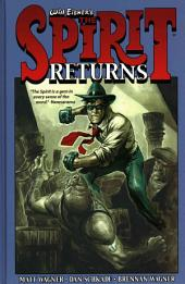 Will Eisner's The Spirit: The Spirit Returns
