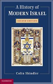 A History of Modern Israel: Edition 2